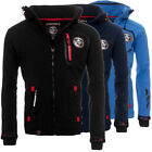 Geographical Norway Tender Herren Softshell Jacke Outdoor Funktionsjacke