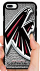 ATLANTA FALCONS NFL PHONE CASE FOR iPHONE XS MAX XR X 8 7 PLUS 6 PLUS 5C 5 5S SE $16.88 USD on eBay