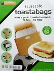 Toaster Bags Reusable Toasting bag Toasted Sandwiches Quickly Toastabag Toast