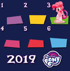 McDonald's Russia Toy Happy Meal 2019 My Little Pony