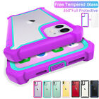 Kyпить For iPhone 11 Pro Max Heavy Duty Full Shockproof Hybrid Rugged Clear Case Cover на еВаy.соm