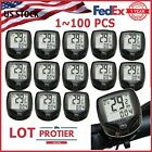 100PCS IP68 Wireless LCD Digital Cycle Bike Computer Bicycle Speedometer LOT 1y
