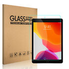For iPad 10.2 inch 2019 7th Gen Protective Tempered Glass Screen Protector Cover