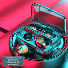 Wireless Bluetooth 5.0 Headphones TWS Earbuds Earphones Powerbank IOS Android