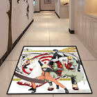 Anime Naruto Carpet Square Floor Mat Home Non-slip Area Chair Rug Multi-function
