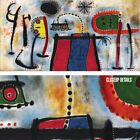 "50W""x25H"" PAINTING 1953 by JOAN MIRO - MASTERS EXPRESSIONISM - CHOICES of CANVAS"
