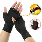 Copper Fit Compression Gloves Arthritis Carpal Tunnel Hand Support Pain Relief $8.99 USD on eBay