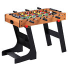 Folding Football Table Pool Air Hockey Gaming Game Sports Foosball Indoor Soccer