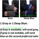 Men Women Winter Snow Gloves Windproof Warm Thick Knit Thermal Insulated Gift