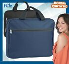 Borsa per pc portatile porta computer documenti custodia laptop notebook 14