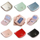 Women Wallet Leather Small Slim Bifold Credit Card Holder Pocket Mini Purse Bag