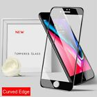 For iPhone XR X XS Pro Max 7 8+ 6s SE2 Tempered Glass FULL 10D Screen Protector