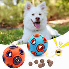 Magic Pet Cat Dog Vocal Toy Bell Ball Leakage Food Dog Molar Funny Toy Supplies^