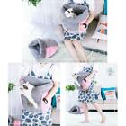 Cute Cat Cave Pet Bed Slippers Cat Nest Portable Pet Outdooor Carrier Nest