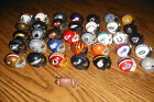 NFL Helmet & Football Ceiling Fan Pull Chain Set. PICK YOUR TEAM & CHAIN COLOR $6.99 USD on eBay