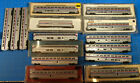 N SCALE AMTRAK SUPERLINERS