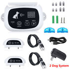 1/2/3 Electric Wireless Dog Fence No-Wire Pet Containment System Rechargeable US