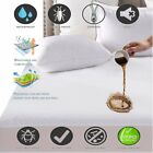 Encasement Bed Bug Proof Waterproof Zippered Soft Protective Cover WW image