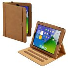 "New iPad 7th Gen 10.2"" 2019 Soft Leather Case Magnetic Smart Cover For Apple"