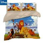 Lion king bedding set for children home decor queen size comforter covers twin