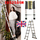 Aluminium Ladder Multi Function Purpose Folding A-type I-type Home Steps Ladder