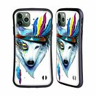 PIXIE COLD ANIMALS HYBRID CASE FOR APPLE iPHONES PHONES