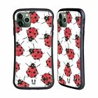WATERCOLOUR INSECTS HYBRID CASE FOR APPLE iPHONES PHONES