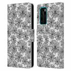 ANDREA LAUREN DESIGN ASSORTED LEATHER BOOK WALLET CASE COVER FOR HUAWEI PHONES