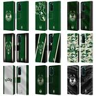 OFFICIAL NBA MILWAUKEE BUCKS LEATHER BOOK CASE FOR HUAWEI PHONES on eBay