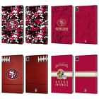 OFFICIAL NFL 2018/19 SAN FRANCISCO 49ERS LEATHER BOOK CASE FOR APPLE iPAD $26.95 USD on eBay