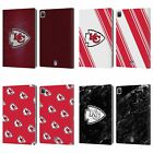 OFFICIAL NFL 2017/18 KANSAS CITY CHIEFS LEATHER BOOK CASE FOR APPLE iPAD $29.95 USD on eBay