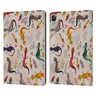 OFFICIAL OILIKKI ANIMAL PATTERNS LEATHER BOOK CASE FOR APPLE iPAD