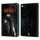 OFFICIAL WWE BRAY WYATT LEATHER BOOK CASE FOR APPLE iPAD