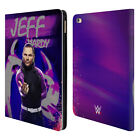 OFFICIAL WWE JEFF HARDY LEATHER BOOK CASE FOR APPLE iPAD