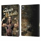 OFFICIAL WWE SHAWN MICHAELS LEATHER BOOK CASE FOR APPLE iPAD