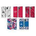 NBA 2018/19 LOS ANGELES CLIPPERS LEATHER BOOK WALLET CASE COVER FOR APPLE iPHONE on eBay