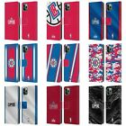 NBA LOS ANGELES CLIPPERS LEATHER BOOK WALLET CASE FOR APPLE iPHONE PHONES on eBay