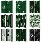 NBA MILWAUKEE BUCKS LEATHER BOOK WALLET CASE COVER FOR APPLE iPHONE PHONES on eBay