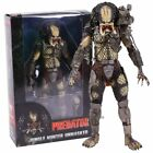 Neca Predator Jungle 30th Anniversary 7 Action Figure Ultimate Hunter Alien Doll