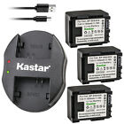 Kastar Battery Oval USB Charger for BP-809 & Canon FS100 Flash Memory Camcorder