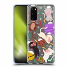 HEAD CASE DESIGNS CHRISTMAS IN SPACE GEL CASE FOR SAMSUNG PHONES 1
