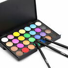 fashion 28 colors eyeshadow palette smokey makeup eye nude cosmetic chocolate tw