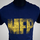 Mad Max MFP Marineblau Retro Film T-Shirt V8 Haupt Force Patrol