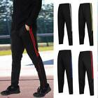 mens joggers tracksuit sweatpants bottoms casual running long gym workout pants