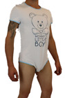NEW Mens Baby Romper One Bodysuit Jump Suit Costume  Fancy Dress Cosplay Party