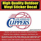 Los Angeles Clippers Basketball Vinyl Car Window Laptop Bumper Sticker Decal on eBay