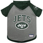 New York Jets NFL Pets First Sporty Dog Pet Hoodie Tee Shirt Sizes XS-L $22.45 USD on eBay