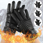 mens winter warm windproof waterproof anti slip thermal touch screen gloves new