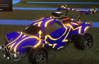 Rocket League Xbox One Painted Percussion Decals Choice Of  (NOT THE GAME)