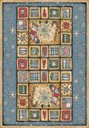 Milliken Holiday Rugs Patch of Snow Area Rug